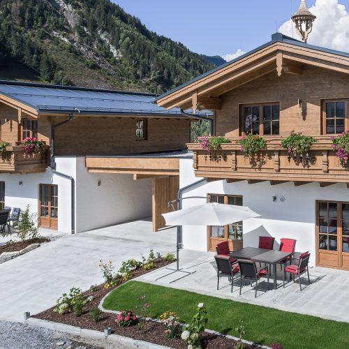 Maislauffeldweg_Rauris-houses